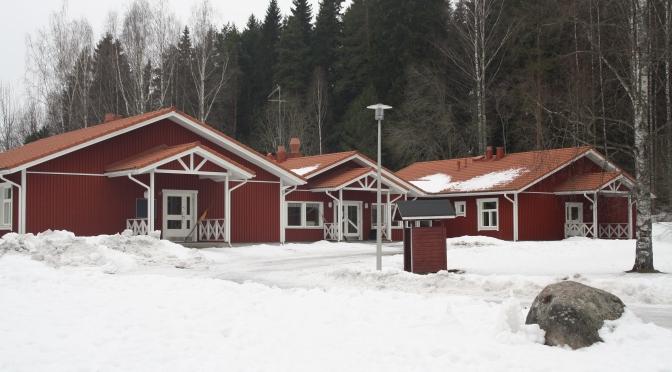 Maalausretriitti Upilassa 27.2-1.3.2015